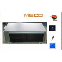China 1800CFM 2 Pipe Ducted Fan Coil Unit 1800m3/H Air Volume High Efficiency on sale