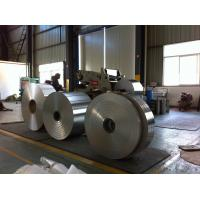 China Alloy 1060 Thin Aluminum Strips For EHV / Extreme High Volume Cable Armor wholesale