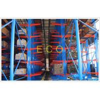 China Double Sided I Type Cantilever Rack For Warehouse Racking Systems on sale