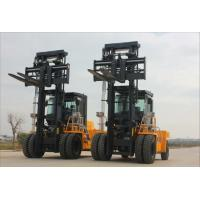 China Automatic Compact Forklift Trucks , Powerful 16 Ton Industrial Lift Truck wholesale