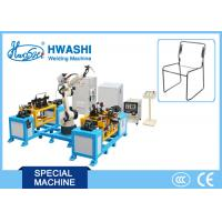 China Stainless Steel Furniture Chair Welding Machine , Industrial Robotic Welding solution wholesale