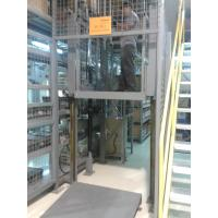 China 16M Height Guide Rail Lift , 2000Kg Cargo Elevator Conveyors wholesale