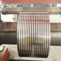 China ASTM Standard Mirror Finish Stainless Steel Strip Coil 304 With 0.01-2.5mm Thickness wholesale