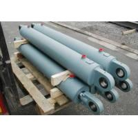 China Standard long stroke high pressure Hydraulic cylinder for machinery industry wholesale