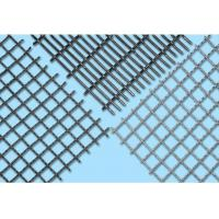 China Stainless steel wire mesh in crimped type wholesale