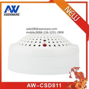 China Asenware 2 wires fire cigarette smoke detector wholesale