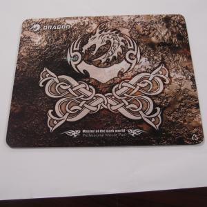 Buy cheap Les tapis de souris en caoutchouc, avec l'impression polychrome, diverse taille from wholesalers