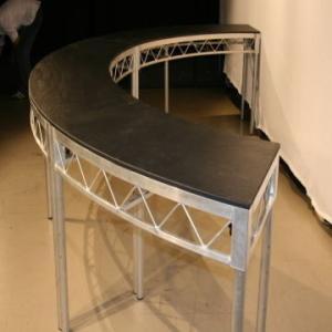 China Aluminum smart Portable stage platform , Aluminum plywood platform stage deck wholesale