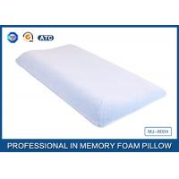 Wave Contour Memory Foam Baby Pillow with Cotton Pillow Case For Good Sleep
