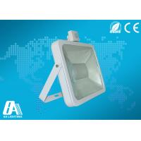 China White 100W COB Led Flood Light Motion Sensor High Lumen 90lm / w With CE wholesale