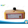 Domino CIJ Ink Yellow Pigment 0.825L Non Halogen SGS Certification for sale