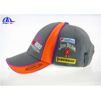 China Breathable Embroidery Baseball Cap , Washed Fashion Baseball Cap for Girl or Boy wholesale