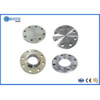 China Nickel Alloy Flanges Monel 400 Alloy 400 Long Welding Neck Flange on sale