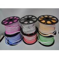 Buy cheap Extrusion Series Led Neon Flex Rope Light Silicon  12V / 24V Mini Size from wholesalers