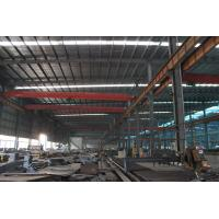 China Q235 , Q345 Light Frame Industrial Steel Buildings For Textile Factories wholesale