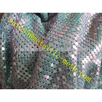 China (any colours)metal window curtain,metal drapery cloth on sale
