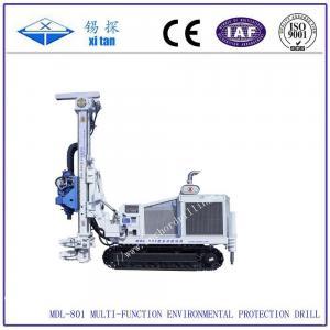China Mdl-801 Multi-Function Environmental Sampling and Protection Drilling Rig wholesale
