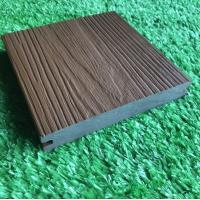 China Co Extrusion Hollow WPC Deck Flooring Anti Scratch For Outdoor wholesale