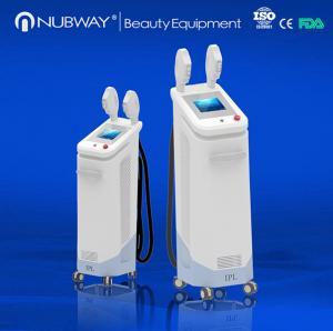 China ipl shr skin rejuvenation removal unwanted hair machine hot sale in Europe wholesale