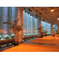 China China Professional Side Sparkle Fiber Optic Light Curtain Cable for Waterfall Lighting Projects wholesale