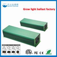 China 1000W HPS Electronic Ballast for High Pressure Sodium lamp wholesale
