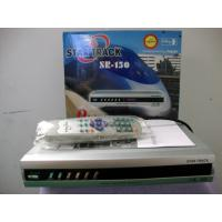 China STAR TRACK SR-150 DVB-S FREE TO AIR MPEG2 with BISS RF digital satellite receiver on sale