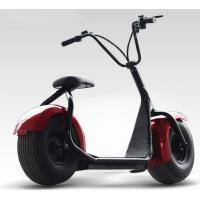 China Unique Haley 1000w City Electric Portable Mobility Scooters With Rear Shock Absorber wholesale