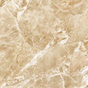 China Non - Slip Beige Porcelain Floor Tile / Marble Kitchen Wall Tiles on sale