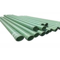 China Fiberglass/composite/frp Process Pipe DN50-DN3000 grp pipes on sale