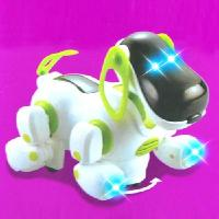 China Electric toy dog random color wholesale