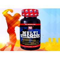 Human Health Vitamins Minerals Supplements multivitamins A to Z