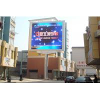 China Cree / Cree LED chip Cotco led wall screen display outdoor P10 10000dots/m2 on sale