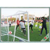 Buy cheap Professional 7 / 5 / 3 / 11 Man Aluminium Soccer Goal Football Goal Long Lifetime from wholesalers