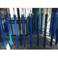 China Manual Truck Forklift Hydraulic Cylinder Lifting Small Bore Long Stroke wholesale