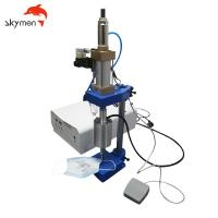 China Ear Loop High Frequency Welding Machine 28KHz 800 Watt With CE Certification on sale