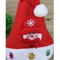 Snowman Christmas Hat or Deer Christmas Cap for Hoilidays Gift