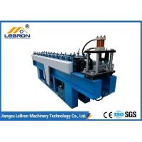 China Metal Steel Cable Tray Roll Forming Machine , Full Automatic Cable Tray Making Machine wholesale