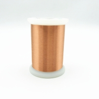 China Super Fine 0.02mm Magnetic Copper Wire Enamel Winding Wire Insulated Type wholesale