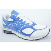 China Firm Ground Blue ladies sports shoes Bright Colored For Summer wholesale