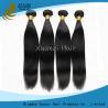 China las extensiones indias 20 del pelo de la Virgen de la armadura recta 7A no avanzan lentamente ninguna sustancia química ningún olor wholesale