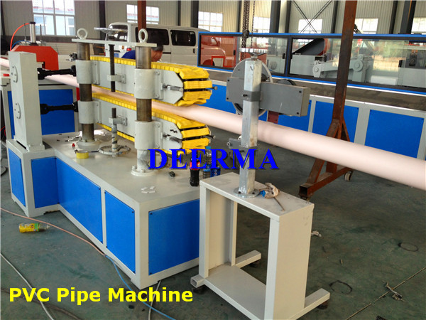 Quality 20 - 63mm Diameter Plastic Pipe Extrusion Line UPVC Pipe Making Machine for sale