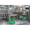 China Herbal Tea / Juice Hot / Plastic Korea Rice Wine Bottle Filling Machine With SEW Motor wholesale