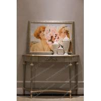 Buy cheap Art deco console table mirrored console table antique apricot console table from wholesalers