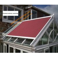 Outdoor Retractable Roof Motorized Remote Control Skylight Conservatory Awning