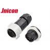 China Jnicon 9 Pin Female Waterproof Data Connector , IP67 3 Pin Auto Waterproof Connectors wholesale