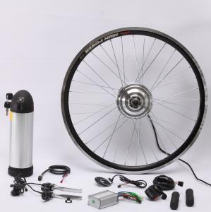China Long range and high torque refitting brushless hub motor conversion kit for Electric Bike on sale