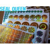 China Anti Fake Void Custom Die Cut Radium Stickers Security Hologram Stickers wholesale