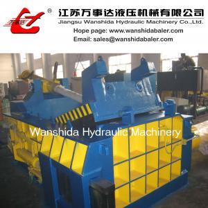 China Scrap Metal Baler/Metal Baling Press wholesale