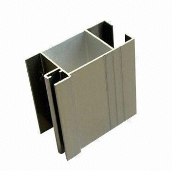 Quality Mill Finished Structural 6061 Aluminum Profile , OEM Aluminum Door And Window Profiles for sale