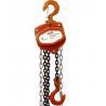 China Hand Chian Block/manual chain block/chain hoist Lifting Tools wholesale
